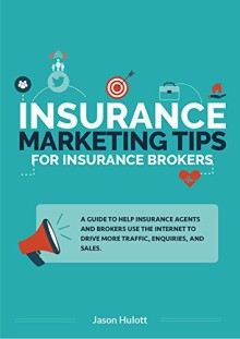 Updated online marketing guide for insurance brokers launched worldwide on Amazon