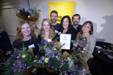 EskilstunaEvolution* tog hem finalplats i Placebrander of the Year