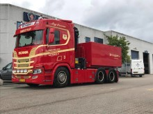 Første nye generation Scania til Alfred Nielsen