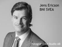 Jens Ericson - Uthållighet lönar sig i längden!