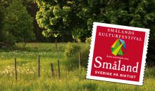 Smålands Kulturfestival - biljettsläpp 1 september