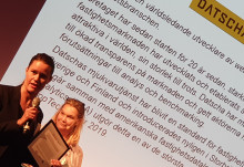 Datscha utsedd till Årets Fastighetspartner