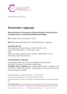 Pressmöte i Uppsala, pdf