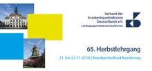Herbsttagung der Landesgruppe Niedersachsen/Bremen