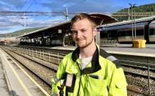 175 sensorer for Vestfoldbanen i Drammen