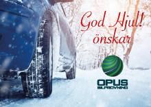 Opus Bilprovning önskar alla en riktigt God Jul!