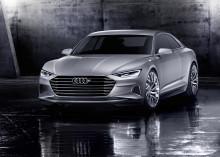 Konceptbilen Audi prologue visas i Los Angeles - början på ny designera