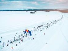 Stort internationellt intresse att åka världens längsta skidlopp rakt in i Jokkmokksfjällen