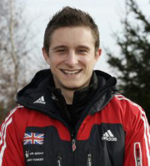 Skeleton athlete David Swift speaks to SportsAid ahead of next week's world championships in Germany