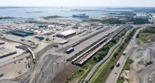 Terminalflytt ledde till renare luft och kortare köer i Göteborg