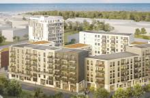 Wästbygg bygger ännu mer i Limhamn