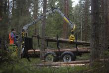 Trejon Multiforest lanserar mindre skogsvagn och kranar