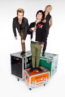 """Green Day släpper efterlängtat album """"¡UNO!"""" idag"""