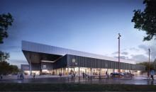 LINK arkitektur samler Arena Randers under ét tag