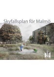 Skyfallsplan för Malmö