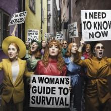 """Miss Li står för årets coolaste omslag på albumet """"A Womans Guide To Survival"""" – släpps idag"""