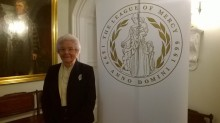 ellenor volunteer recognised with national award