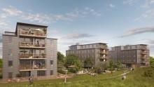 Peabs projekt i Klagshamn – Limestone – slutsålt.