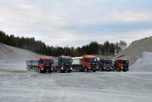 Scania auf der Bauma 2019:  Scania Lösungen für die schwierigste   Herausforderung von allen