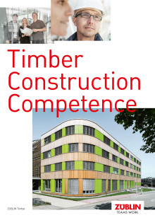 ZÜBLIN Timber: Timber Construction Competence (english)