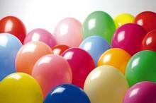 Helium - bara för ballonger