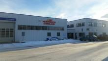 Hurtigruta Carglass® med ny avdeling i Alta.