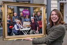 Tourism in the frame in Kelso