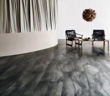 Amticos  innovativa och unika golvdesigner Umbra & Chroma från Signature kollektionen.