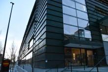 Badhuset Navet i Umeå kan bli Årets Bygge 2017