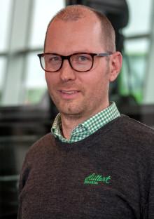 Andreas Tagesson satsar på expanderande Hüllert Maskin