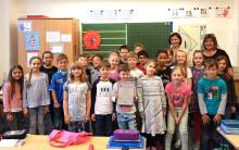 Kuchenbacken für Bärenherz: Kinder der Erich-Zeigner-Grundschule engagieren sich für das Kinderhospiz
