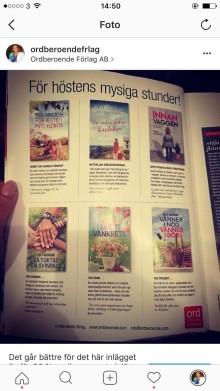 Förlagsnytt - fina recensioner och träffa oss på Bok och Bibliotek i Göteborg