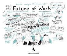 Ole utelias! Työn tulevaisuus on jo täällä.