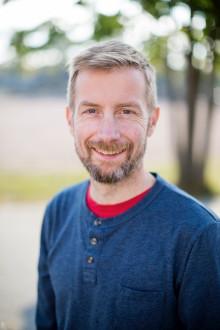 IKT-pedagogen Olle Strömbeck från Burlövs kommun föreläser på SETT SYD