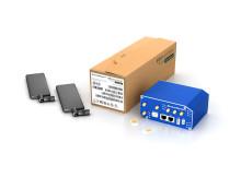 4G router med dubbel säkerhet