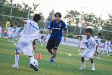 Panasonic and Myanmar Football Federation Kick Off the First GAMBA Osaka Football Clinic for Youths