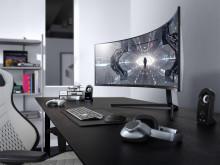 Nu lanseras Samsungs nya spelskärmar Odyssey G9 och G7 i Norden