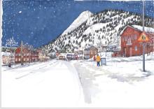 Ny gondolbana i snösäkra Funäsfjällen