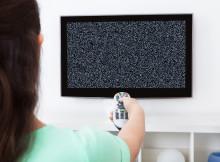 Går din skærm i sort?