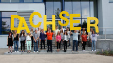 DACHSER begrüßt 558 Nachwuchs-Logistiker