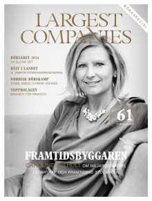 Largest Companies – Börsspecial 2014