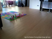 Laminate Flooring vs High End Resilient Flooring (HERF)