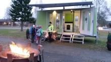 Stort engagemang för Böleängsparken
