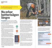 Skogen test af MSA 200 C-BQ