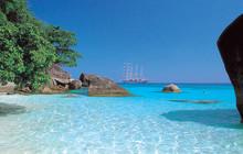 Oplev unikke øer og destinationer med Star Clippers