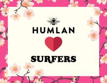 Sommarpremiär på Humlan med gästspel från Surfers!