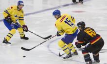 Tre Kronor laddar upp inför World Cup 2016 i Göteborg och Scandinavium