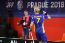 Rekordstor seger mot Danmark i sista matchen i gruppspelet i VM