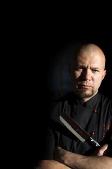 Världens dyraste kniv besöker Västervik