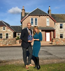Aiming for the Stars in Royal Deeside